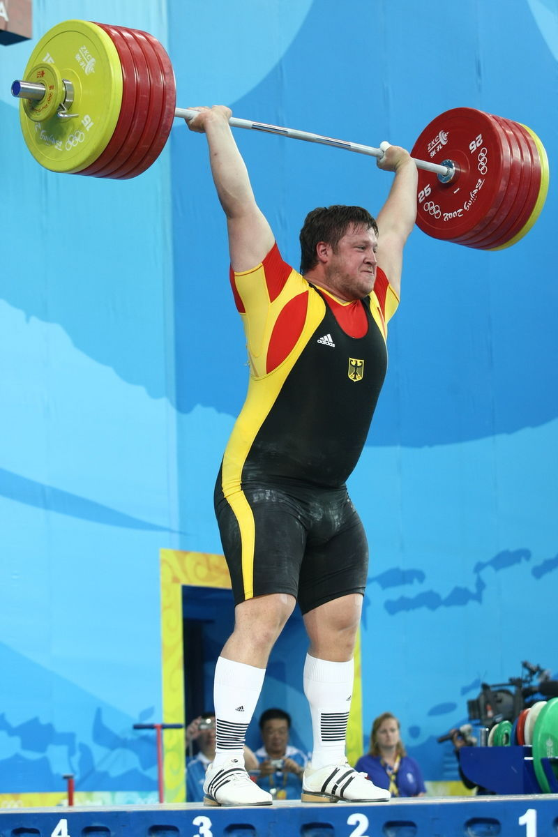 do olympic weightlifters take steroids